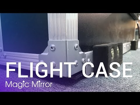 Event Support - #2 Flight case: How to use