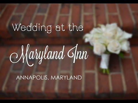 Maryland Inn Wedding