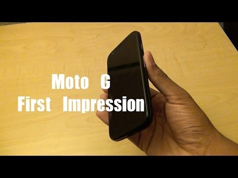 Moto g overview (republic wireless) June 2014 !