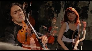 Pensando en ti (Thinking of You) Ian Maksin, tribute to Astor Piazzolla (tango, milonga, cello)