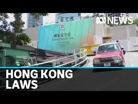 China's new national security law already being felt in Hong Kong   ABC News