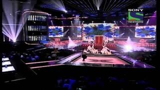 Sonu Nigam's fantastic act on Ek Chatur Naar- X Factor India - Episode 32 - 2nd Sep 2011