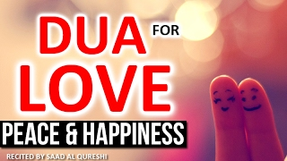 This Dua Will Bring LOVE ,Peace & Happiness Into Your Marriage LIFE  ᴴᴰ