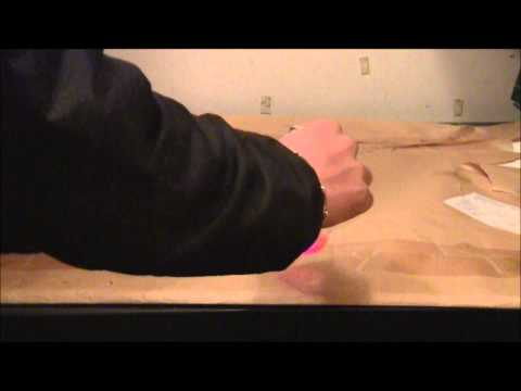 homemade glowstick solution