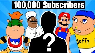 100,000 Subscriber Special (Face Reveal)