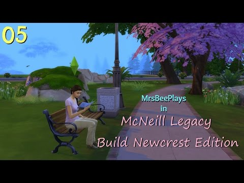 McNeill Legacy | Build NewCrest Edition | Episode 5 | BIG SURPRISE!!!