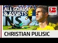 Christian Pulisic All Goals And Assists 201718