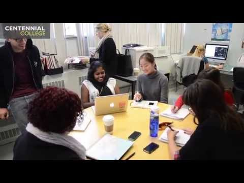 Centennial College: Publishing - Books, Magazines and Electronic