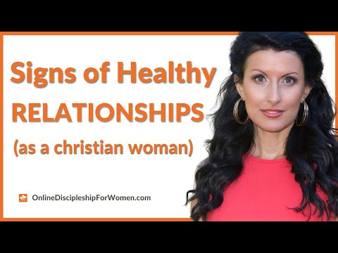 Healthy Relationships: The 9 Signs Of A Healthy Relationship