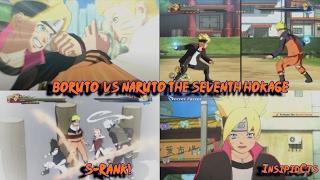 Naruto Storm 4: Road to Boruto: Chunin Written & Flag Exams