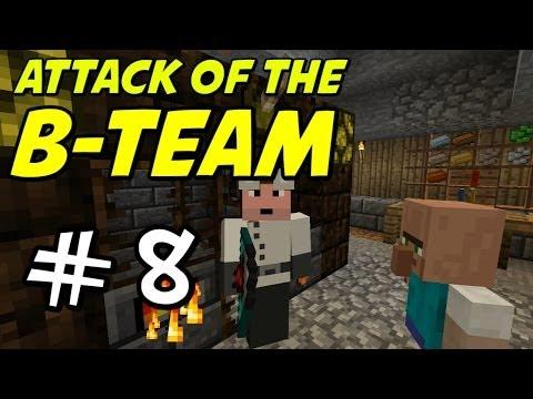 Minecraft | Attack of the B-Team | E08