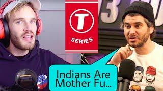 Please Help PewDiePie | PewDiePie Vs T-Series | Roasting Guru