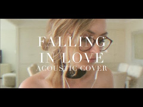 CAN'T HELP FALLING IN LOVE (Live piano Cover)   Lizzy Hodgins