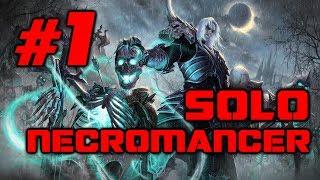 Deadfire 4 0 - Herald Solo vs Dorudugan Mega Boss (PotD