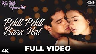Pehli Pehli Baar Hai - Video Song | Kya Yehi Pyaar Hai | Aftab & Ameesha Patel | Sonu Nigam