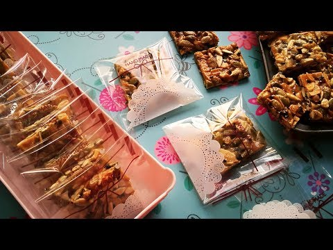 Easy Florentine Cookies, Almond flakes slices,簡單烤杏仁麥芽脆片