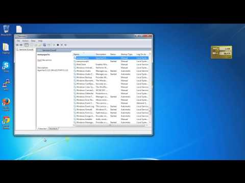 How to Stop/Start/Disable Services in Windows 7 OS
