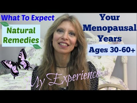 Menopause & Perimenopause | Signs & Symptoms | My Experience | Natural Remedies | My Thoughts On HRT