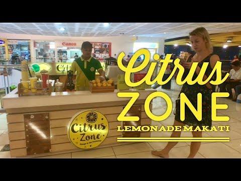 Citrus Zone Lemonade Waltermart Makati by Hourphilippines.com