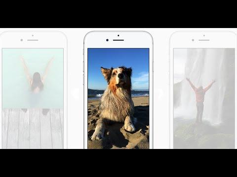 iPhone 6S Live Photo Demo