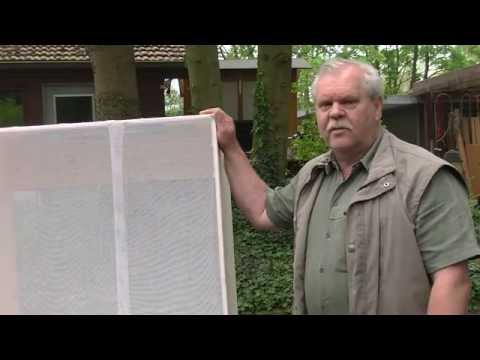 Ham Drying Fly Screen Box How to Video littleGasthaus