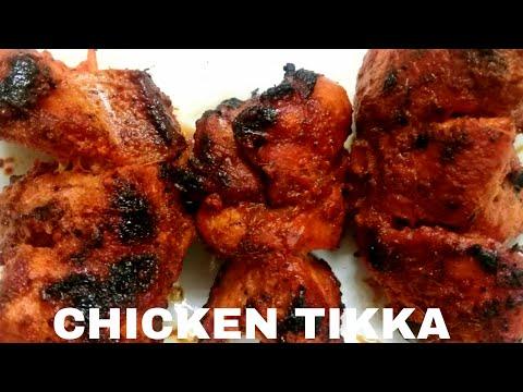 Chicken tikka   chicken tikka without oven    chicken tikka recipe in Hindi