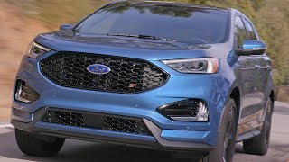 Ford Edge (2019) Ready to tackle Toyota RAV4