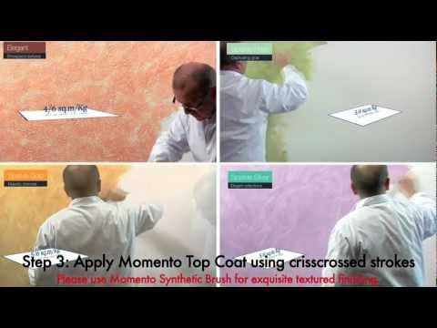 Nippon Momento® Textured Paint Series (ENG)
