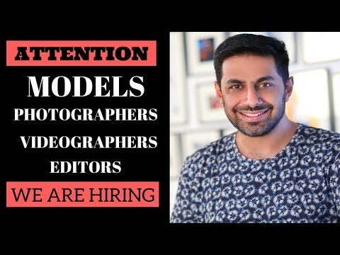 Modeling Tips | Modelling & Photography Jobs in India | Praveen Bhat