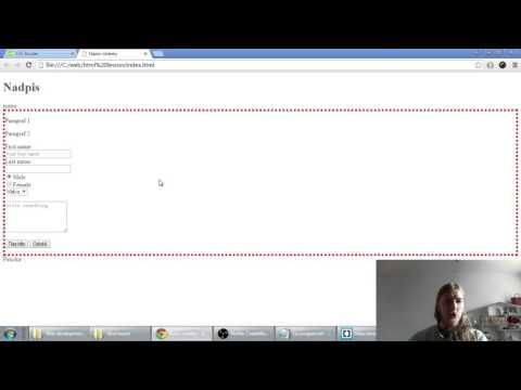 Web developerská škola, časť 40: CSS rámiky (border)