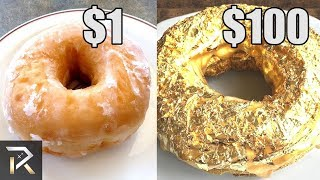 Simple Everyday Foods ONLY The Ultra Rich Can Afford