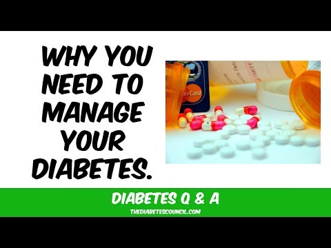 What If I Don't Manage My Diabetes?