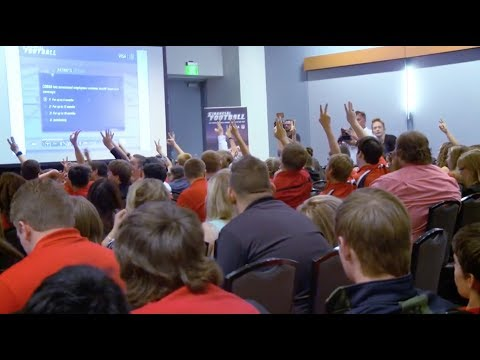 NFL's Frank Wycheck Joins Visa, TN Treasury and Regions Bank at FCCLA Conference