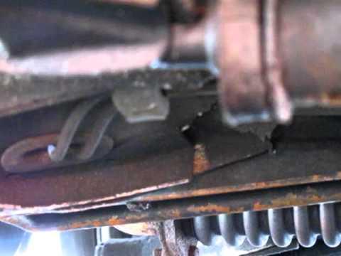 Frame Horn Damage 2