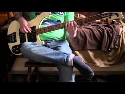 Bass Cover: Wild Night - Van Morrison