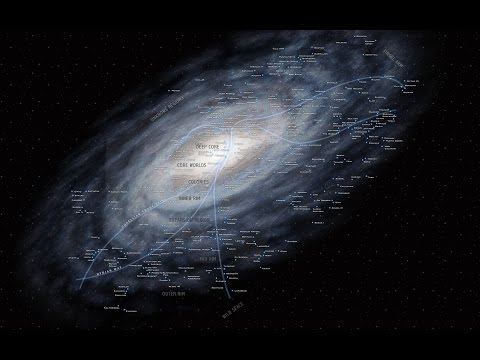 Star Wars Mythology #1 - The Galaxy