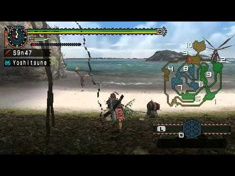 how to get monster fluid in monster hunter freedom unite/freedom 2