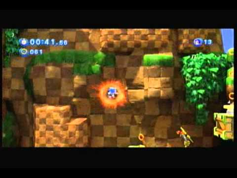 Sonic Generations:Greased Lightning Achievement guide