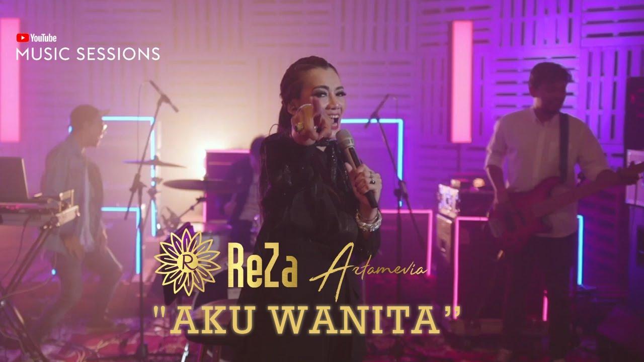 Download Reza Artamevia - Aku Wanita |YouTube Music Session 2019 MP3 Gratis