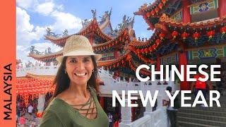 KUALA LUMPUR, MALAYSIA: Chinatown and Thean Hou temple | Vlog 5