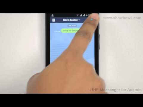 Line Messenger - How To Turn Off Notifications From A Particular Contact