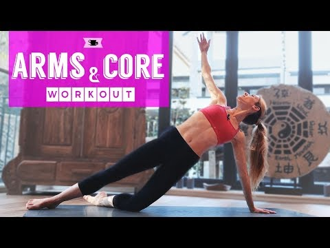 Ballerina Arms and Core Workout