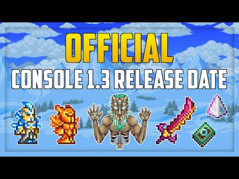 Official Console 1.3 Release Date!!! (Confirmed By Developers) 2017