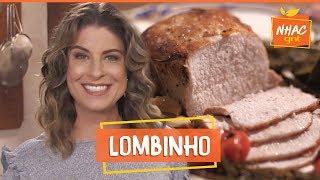 Lombo de porco: aprenda a assar carne no ponto certo | Rita Lobo | Cozinha Prática