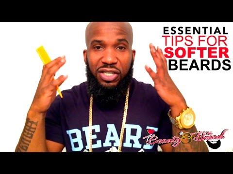 Essential Secret Tips For A Softer Beard | Beard Care Maintenance