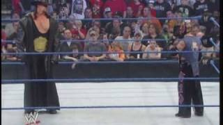 Rey Mysterio Calls Out Undertaker 1/22/10