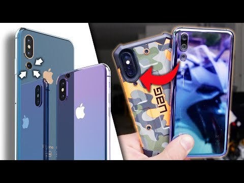 The Triple Lens iPhone 11 Is Coming!