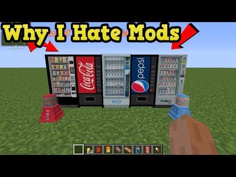 Why I Dont Like Minecraft Mods