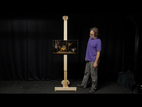 how to make a great artists' easel