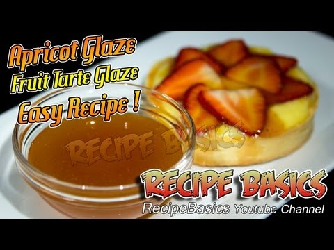 Fruit Tart Glaze For Fruit Tarts And Pastries